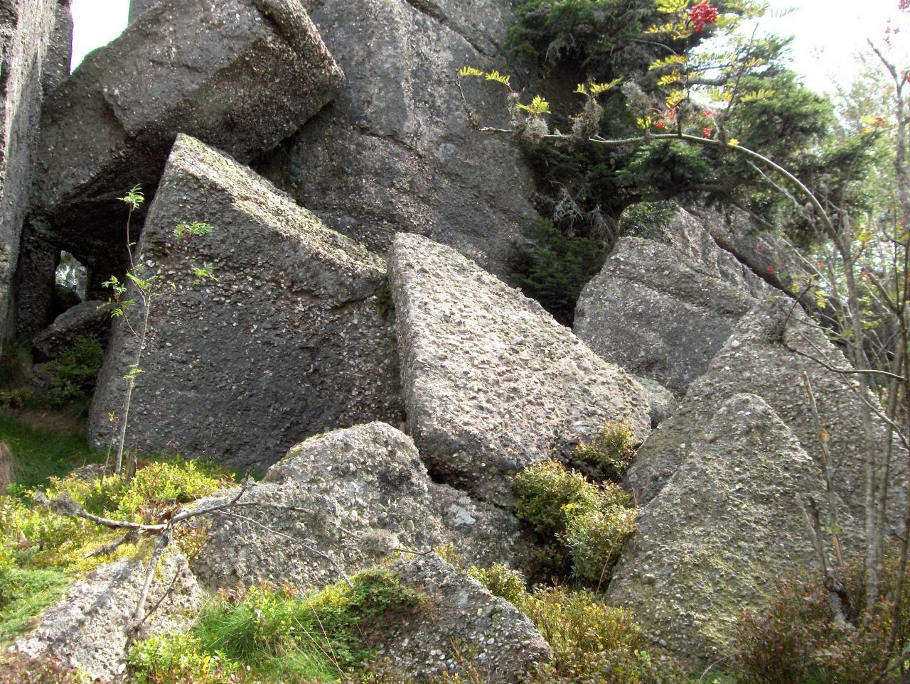 Rocher de Mutzig