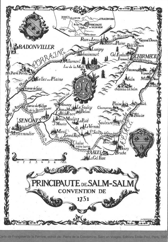 carte 1751
