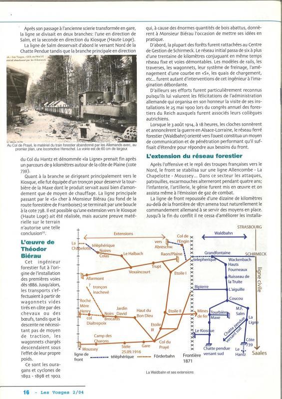 Chemin de fer forestier