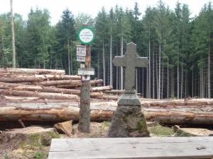 Croix des fourrieres